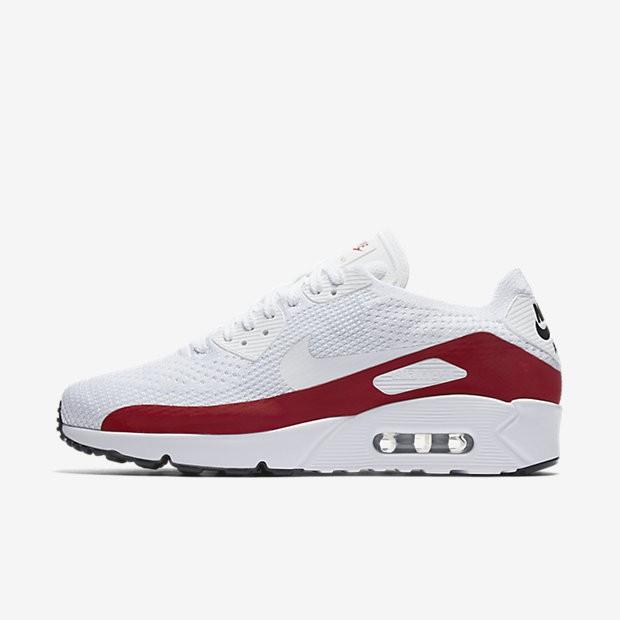 nike air max 90 rouge et blanc